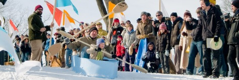 Art Sled Rally